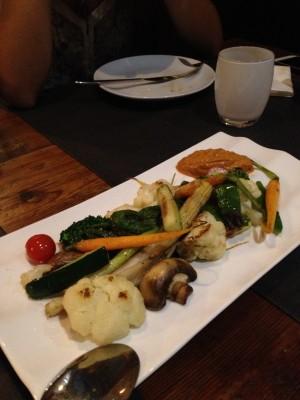 llamber veggies